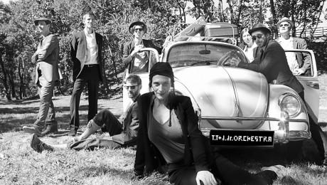 Tini Trampler und das dreckige Orchestra