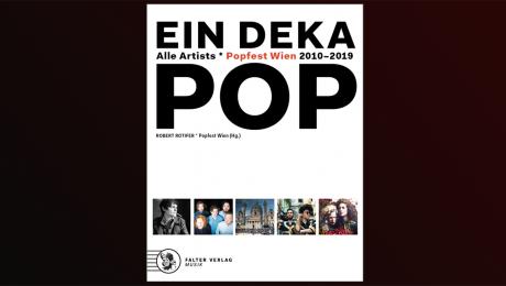 EIN DEKA POP - Buchpräsentation (Talk)