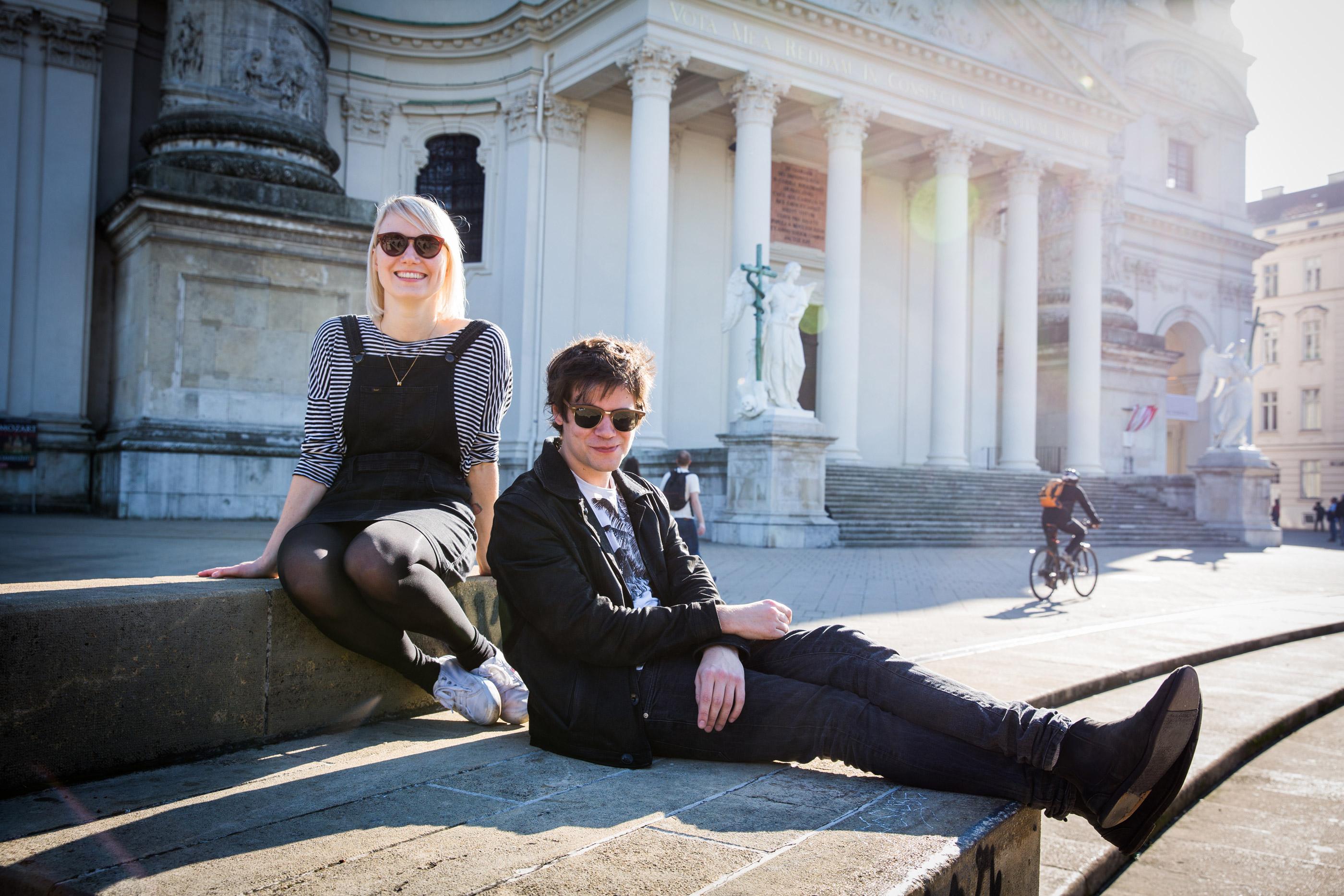 Katharina Seidler & Nino Mandl by yavuz-odabas