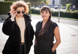 Mira Lu Kovacs & Yasmin Hafedh by yavuz-odabas